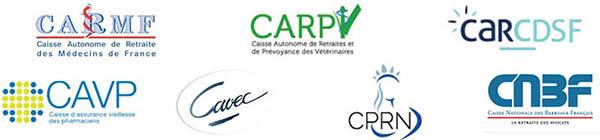 logos caisses PL + CNBF